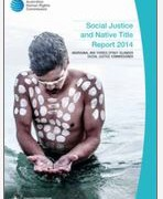 AHRC Social Justice and Native Title Report 2014