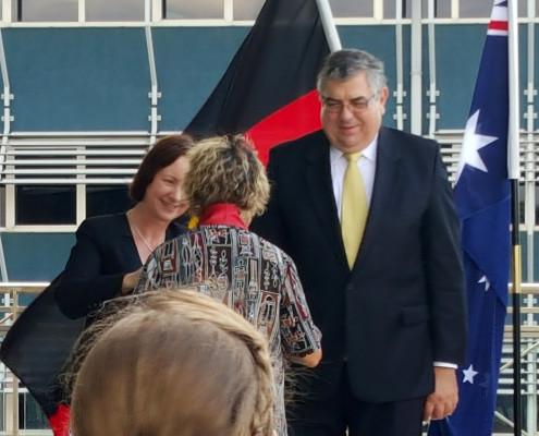 Murri Court Re-launch, Rockhampton QLD- April 2016