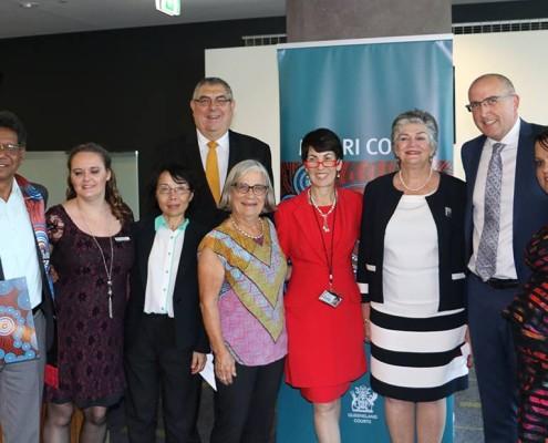 Murri Court re-launch Brisbane