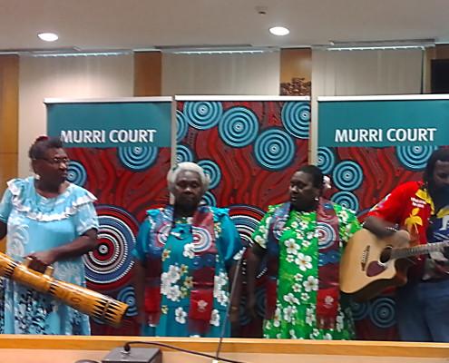 Murri Court Elders Mackay 2016