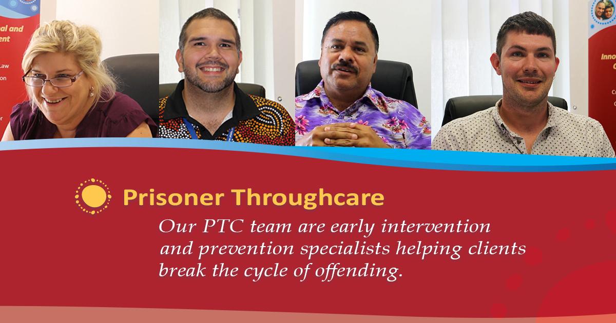 ATSILS Prisoner Throughcare Officers