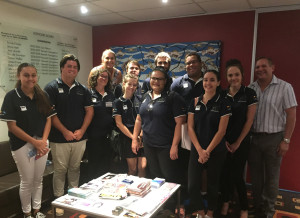 QUT 2018 Indigenous Pre Law and Justice Program visit to ATSILS