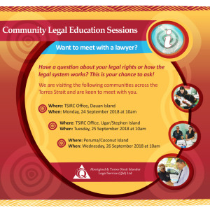 Community Legal Education