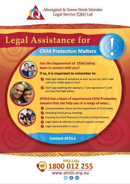 ATSSILS Child Protection